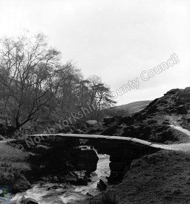 Bronte Bridge, South Dean Beck, Haworth